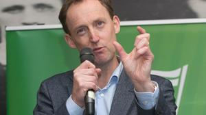 Moving the goalposts: Fianna Fáil MEP Barry Andrews has pledged to fight the changes