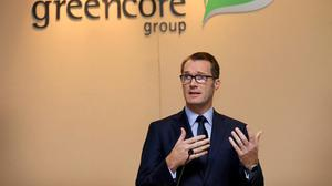 Greencore CEO Patrick Coveney said there were 'some lingering impacts' from Brexit. Photo: Gary O'Neill