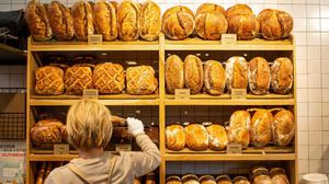 Rising: Ibec has estimated that tariffs could force bread prices up by 9pc. Photo: Andrey Rudakov/Bloomberg