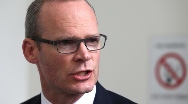 Simon Coveney ( Brian Lawless/PA)