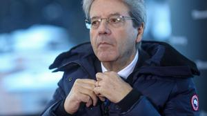 Paolo Gentiloni, commissioner for economy at the European Commission, says US proposal is quite a realistic one. Photo: Simon Dawson/Bloomberg