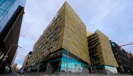Central Bank Picture; Gerry Mooney