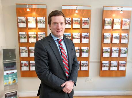 Will Moore, branch manager, Sherry Fitzgerald, Terenure