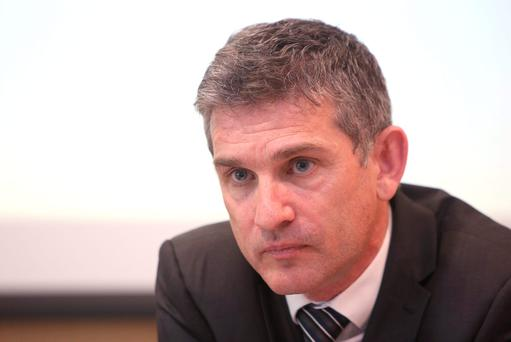 'John McHale may wonder if he achieved anything as Budget watchdog. If nothing else, as the next crash unfolds he'll be able to say hand-on-heart that we can't say we weren't warned.' Photo: Damien Eagers