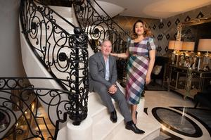 New terms: Founder Noel Moran and his wife Valerie own more than 81pc of shares in PFS