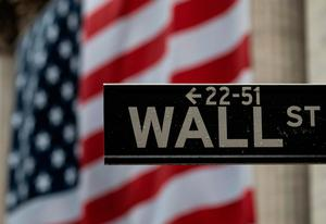 Grim outlook: Only Wall Street's CBOE volatility index rose yesterday