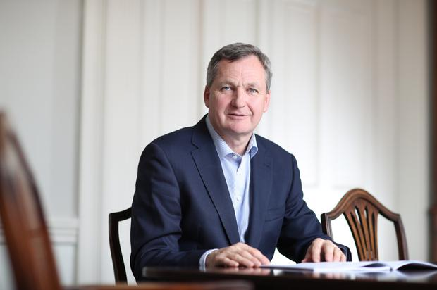 Long-term: CEO Cathal Friel says the deal meets a key objective