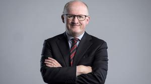 Flexibility: Philip Lane believes the ECB can deviate from capital key quotas