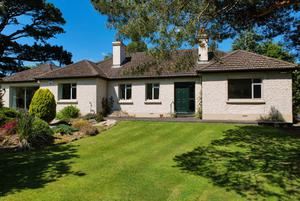 Camolin, Brennanstown Rd, Carrickmines, was sold by Sherry Fitz Foxrock for €1.05m in July