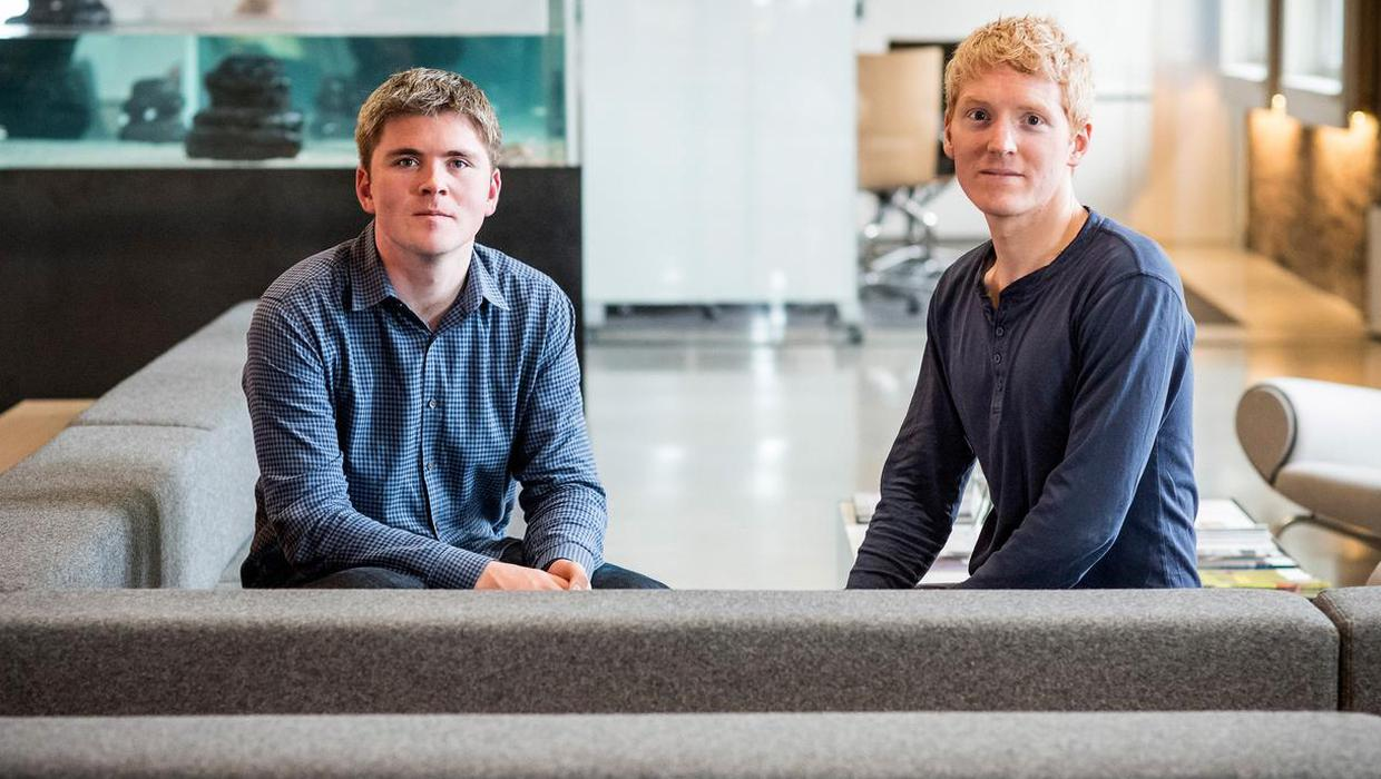Stripe co-founder John Collison is 'bullish' on post-Brexit UK and says no IPO or banking planned