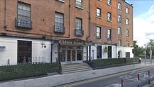 Setback: Plans from a Larry Goodman family-backed firm include demolition of the Kildare Street Hotel