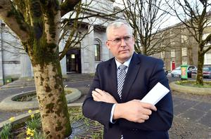 The Irish Hotels Federation, led by president Michael Lennon, has warned over high legal costs