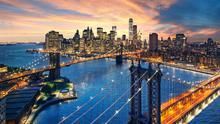 New York is centre of the fintech world