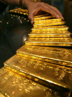 Kaloti paid in cash for gold