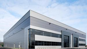 Buoyant market: Unit A7 at the North City Business Park was recently let by Savills