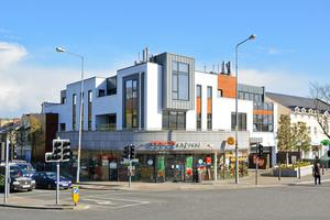 This mixed use development in Galway is on the market for €4m