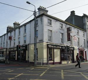 The Leinster Arms, Athy, is up for auction on February 25