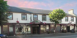 Auction lot: The Mayfly Hotel, Foxford, Co Mayo, sold for €267,000