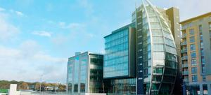 Space: Offices at Heuston South Quarter, Dublin