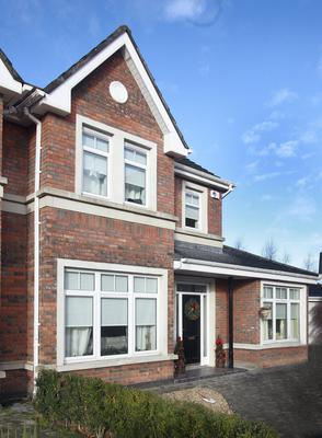 110 Laraghcon, Lucan, County Dublin, sold in August 2014 for €460,000.
