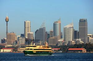 There is still great demand for office space in cities such as Sydney despite higher vacancy rates