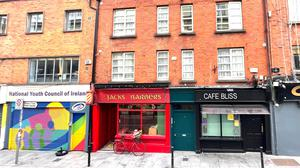 4/4a Montague Street, Dublin 2 can generate rents of €166,000 a year