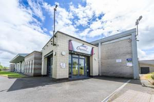 Complex: Crystal Sports and Leisure Centre, Waterford, extends to about 2,594 sq m on 2.4 acres