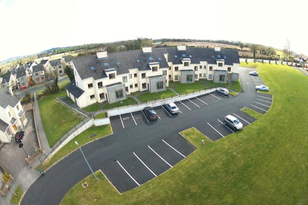 Houses and apartments at Abbeylands in Co Kildare will be sold at the upcoming Allsop auction