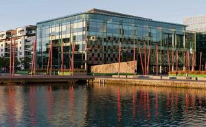 2 Grand Canal Square is one of the properties in the Redwood portfolio