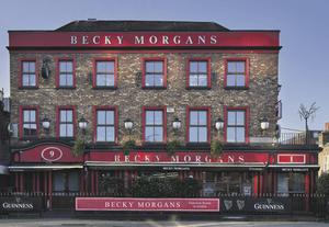 Guide of €1.3m: Becky Morgan's pub on Grand Canal Street Lower, Dublin 2