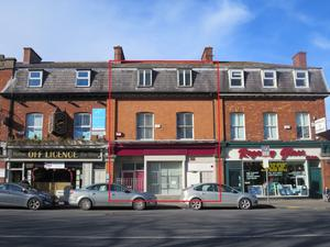 QuinnAgnew are seeking €325,000 for this property in Fairview, Dublin 3
