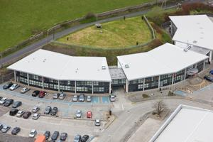 Allsop is seeking €2.6m for 3 & 4 Moyvalley Retail Park, Ballina, Co. Mayo