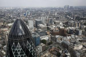 London office prices would fall in teh event of a Brexit, according to new research