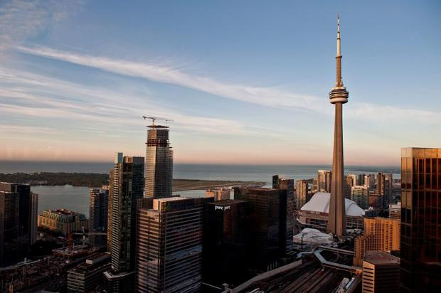 Toronto is seeing a wave of entrants to its booming office market