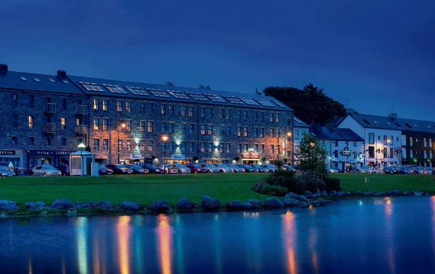 Mayo's Carlton Atlantic Coast Hotel and Leisure Centre overlooking Clew Bay