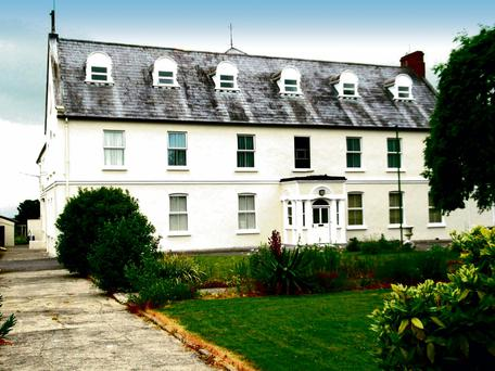 The former convent in New Inn, Co Tipperary has a EUR200,000 guide price
