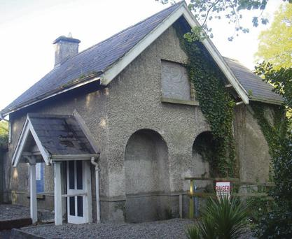 The house at St Edmundsbury farm which will go for auction in the Clarion Hotel, Liffey Valley, on September 26