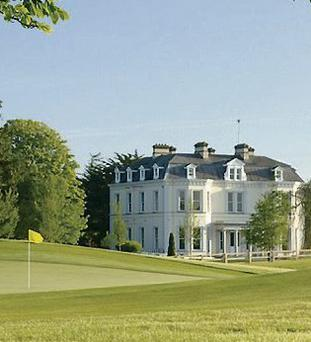 Moyvalley Hotel and golf course in Enfield