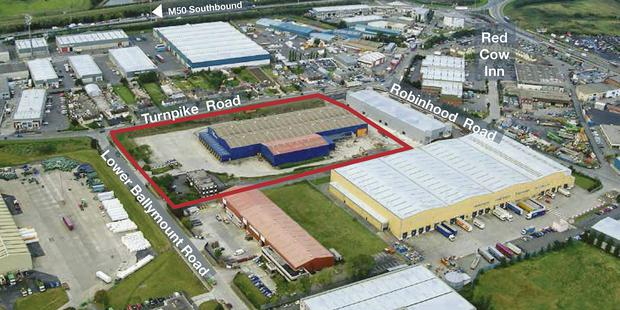The former Manvik facility on the Lower Ballymount Road was one of the major investments this year