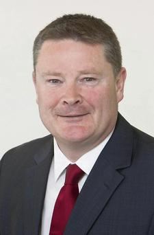 Enda Luddy Managing Director CBRE