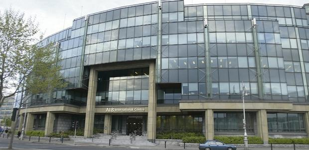 AIB's former IFSC offices were bought by US firm SIG for nealrly €30m earlier this year