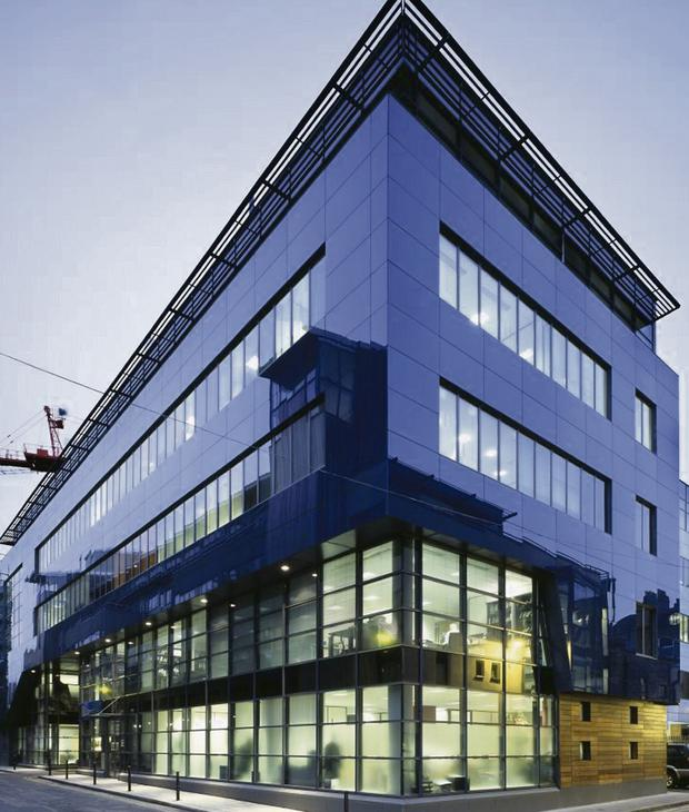 ASSET POTENTIAL: Fleming Court on Mespil Road, Ballsbridge, Dublin 4 has been bought by Ardstone for €9.75m