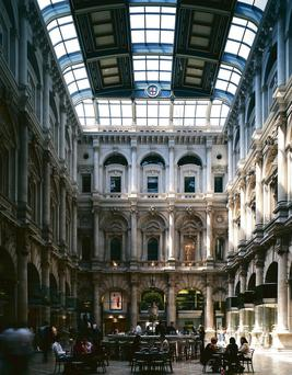 The Royal Exchange mall