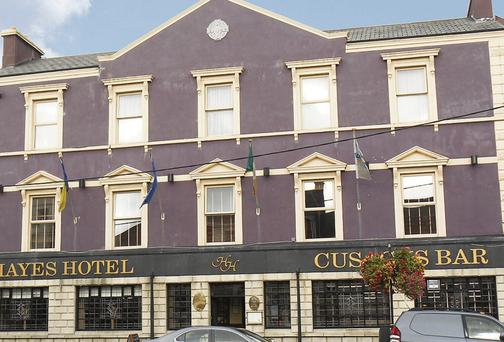 The Hayes Hotel on Liberty Square in Thurles, Co Tipperary is the site of the foundation of the GAA in 1884.
