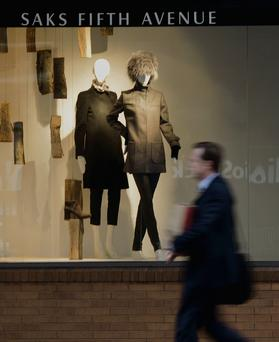 Plans are afoot to open a Saks Fifth Avenue luxury store at Hudson's Bay building in Toronto in 2015