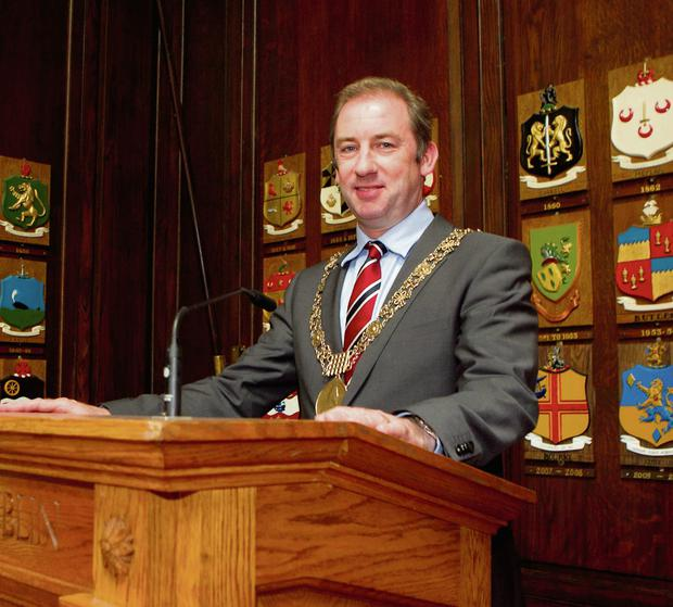The Lord Mayor of Dublin Oisin Quinn has established a task force to tackle vacancy issues