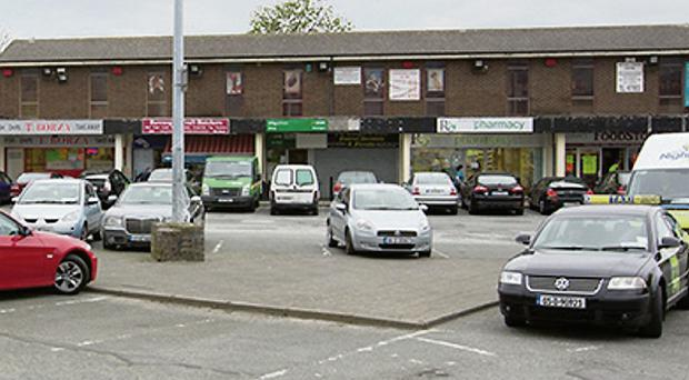 Shopping centre units for sale