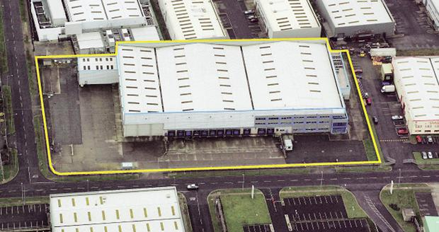 Unit 18 at Park West Industrial Park on the Nangor Road in Dublin 12