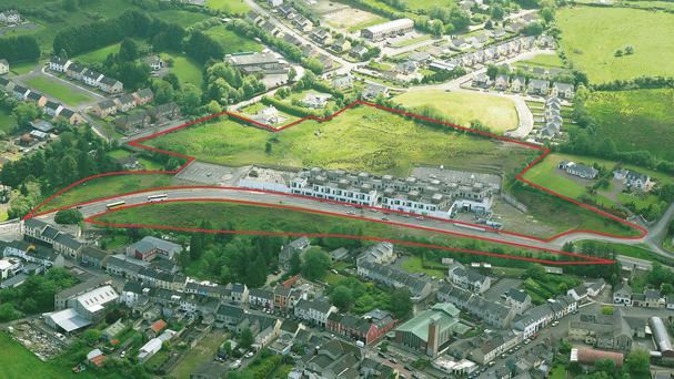 The Rock Centre and adjoining lands in Co Leitrim is on the market for €1.5m