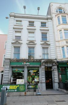 Investment: Agents are quoting €2.5m for this prime property